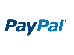 We accept PayPal for payment of your purcases