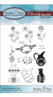 Vases - Clear Stamp Set