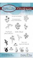 Mini Vases - Clear Stamp Set