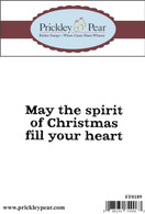 May the Spirit