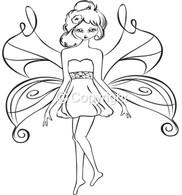 Cora the Fairy