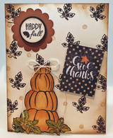 November Card Kit - CARDS ONLY