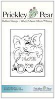 Vintage Valentine - Elephant