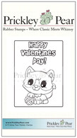 Vintage Valentine - Kitty