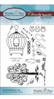 Birdcage - Clear Stamp Set