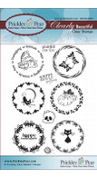 Circles Set - Fall - Clear Stamp Set