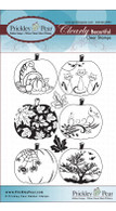 Pumpkin Set 2 - Clear Stamp Set
