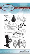 Build a Bird 2 - Clear Stamp Set