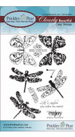 Dragonflies 2 - Clear Stamp Set