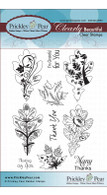 Oak & Maple Leaf 2 - Clear Stamp Set