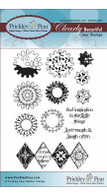 Gears 2 - Clear Stamp Set