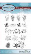 Fall Leaves - Clear Stamp Set