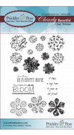 Sunflowers & Mini Hibiscus - Clear Stamp Set