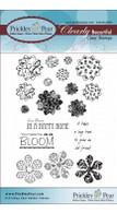 Sunflowers & Mini Hibiscus - Clear Stamp Set