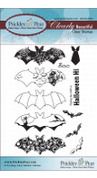 Bats - Clear Stamp Set