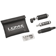 Lezyne Twin Drive CO2 Caddy Sack Kit + 2 Cartriges