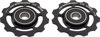 CeramicSpeed Alloy Pulley Wheels 11sp Black