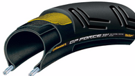 Continental Force Clincher Tire 700x24 Black