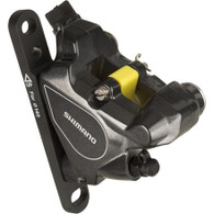 Shimano Hydro Disc Brake Caliper Set for Flat Mount (front+rear) BR-RS805