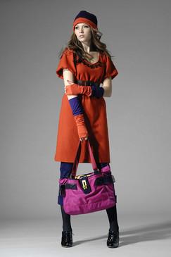 Silk and Wool-blend Audrey Dress