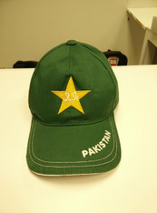 Pakistan Cricket Replica Hat.