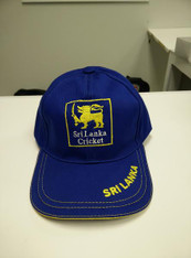 Sri Lanka Cricket Replica Hat.