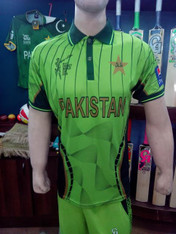 2015 Pakistan World Cup Odi Shirt.