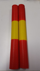 Black Friday Sale! 5 Pack Scale Bat Grips (Red & Yellow)