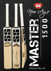 2016 SS Master 1500 Cricket Bat