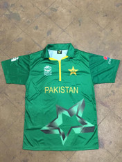 Ca Sports Pakistan World Cup T20 Replica Jersey.