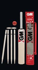 2016 GM Sigma Cricket Set Size 5