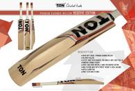 2016 TON Reserve Edition Kashmir Willow Cricket Bat.