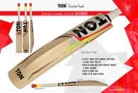 2016 TON Maximus Kashmir Willow Cricket Bat.