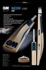 2017 GM Neon DXM Cricket Bat.