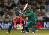 2017 Ihsan Khalid Latif Player Edition Cricket Bat.
