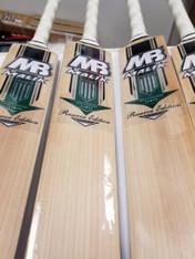 MB Reserve Edition Cricket Bat.