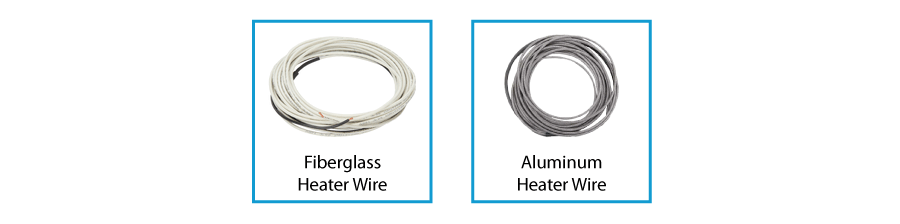 Gaskets Unlimited Heater Wire
