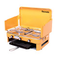 Gasmate 2 Burner LPG Cooker with Grill