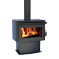 Masport F2000 Freestanding Wood Fire with Cooktop