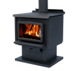 Masport Osburn 1600 Freestanding Wood Burner with Ashpan