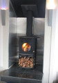 Warmington Studio Oh-Ah freestanding wood burner