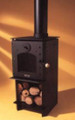 Warmington Studio Stove freestanding wood burner