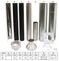 Kent Standard Freestanding Flue Kit
