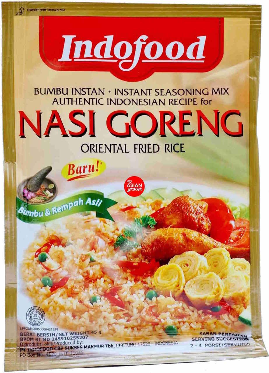 Indofood Nasi Goreng Instant Seasoning Indofood Nasi Goreng Instant