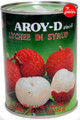 Aroy-D Lychee in Syrup 565g
