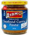 Ayam Malaysian Seafood Curry Paste 185g