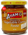 Ayam Indonesian Vegetable Curry Paste 185g