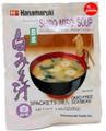 Hanamaruki Instant Shiro Miso Soup 30g