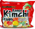 Samyang Kimchi Ramen Noodle Soup 120g