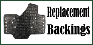 Replacment Backings